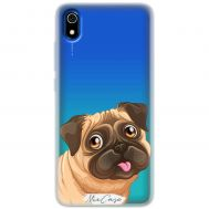 Чехол для Xiaomi Redmi 7A Mixcase собачки дизайн 4