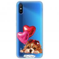 Чехол для Xiaomi Redmi 9A Mixcase собачки дизайн 13