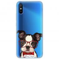 Чехол для Xiaomi Redmi 9A Mixcase собачки дизайн 15
