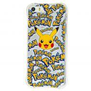 Чехол Pokemon GO для iPhone 5 желтый