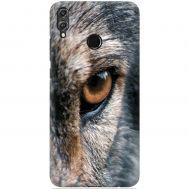 Чехол для Huawei Honor 8X Mixcase взгляд волка