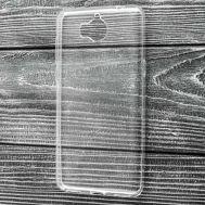 Чехол для Huawei Y5 2017 силиконовый прозрачный