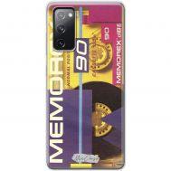 Чехол для Samsung Galaxy S20 FE (G780) MixCase кассета memorex