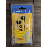 Наушники Avalanche MP3-211 black