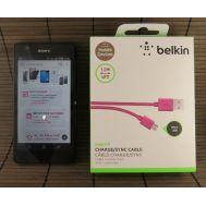 Кабель USB Belkin i5 -micro черный