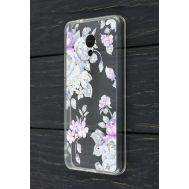Чехол для Meizu M5s Hojar Diamond цветы