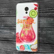 Чехол для Meizu M5 с рисунком летние каникулы