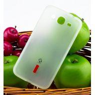 Чехол накладка для Samsung i9250 Capdase white