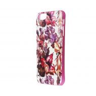 Чехол Ted Baker для iPhone 5 цветы фиолетовый