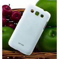 Чехол накладка для Самсунг i8552 SGP SoftCase Белый