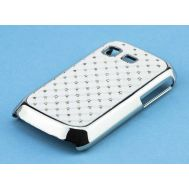 Накладка Diamond Cover Samsung S5300 white