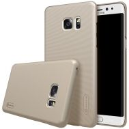Чехол Nillkin Matte для Samsung N930F Galaxy Note 7 Duos (+ пленка) золотой