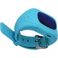 Детские часы-телефон с GPS трекером GW300 (Q50) синий
