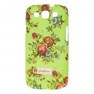 Чехол для Samsung Galaxy S3 (i9300) Cath Kidston Flowers зеленый