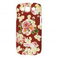 Чехол для Samsung Galaxy S3 (i9300) Cath Kidston Flowers красный
