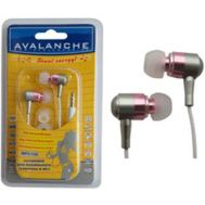 Наушники Avalanche MP3-110 pink
