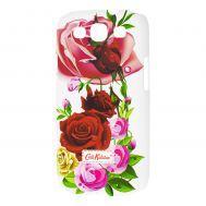 Чехол для Samsung Galaxy S3 (i9300) Cath Kidston Flowers белый