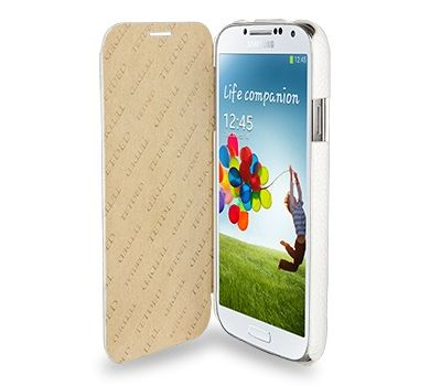 Book TETDED Samsung i9500 White (Galaxy S4) 1565