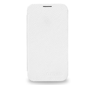 Book TETDED Samsung i9500 White (Galaxy S4) 1567