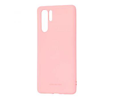 Чехол для Huawei P30 Pro Molan Cano Jelly розовый