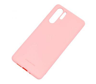 Чехол для Huawei P30 Pro Molan Cano Jelly розовый 1003012