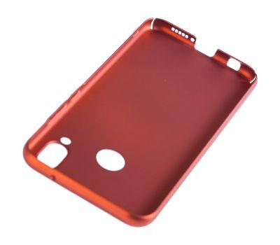 Чехол для Huawei P20 Lite Soft Touch красный 1011224