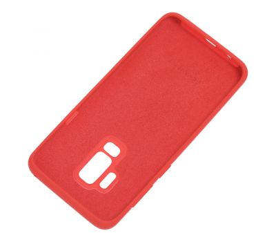 Чехол для Samsung Galaxy S9+ (G965) Silicone Full красный 1016603