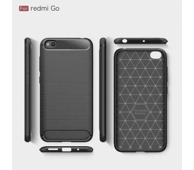 Чехол для Xiaomi Redmi Go iPaky Slim синий 1059054