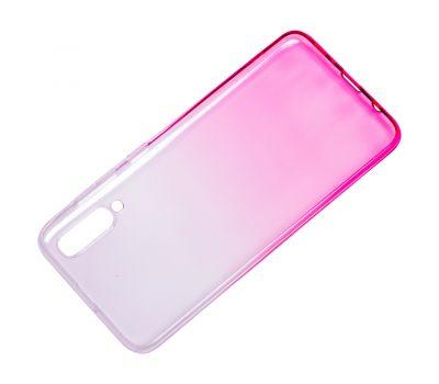 Чехол для Samsung Galaxy A70 (A705) Gradient Design розово-белый 1062733