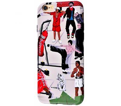 Чехол IMD для iPhone 7 / 8 yang style спорт 1066589