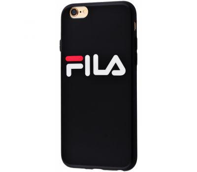 Чехол IMD для iPhone 7 / 8 yang style черный fila 1066591