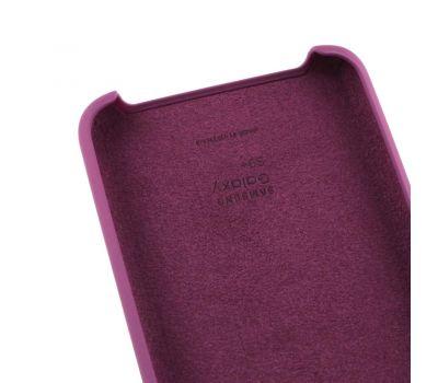 Чехол для Samsung Galaxy S9+ (G965) Silky Soft Touch фиолетовый 108083