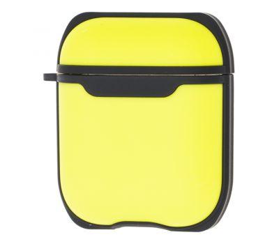 Чехол для AirPods WIWU Hard Protective желтый 1115505