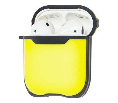 Чехол для AirPods WIWU Hard Protective желтый