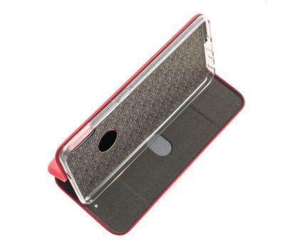 Чехол книжка для Xiaomi Redmi Note 5 / Note 5 Pro Premium красный 113615