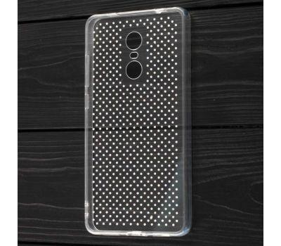 Чехол для Xiaomi Redmi 5 Plus Unique Skid Ultrasonic прозрачный