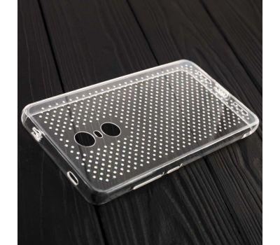 Чехол для Xiaomi Redmi 5 Plus Unique Skid Ultrasonic прозрачный 1174475