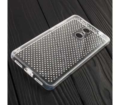 Чехол для Xiaomi Redmi 5 Plus Unique Skid Ultrasonic прозрачный 1174476