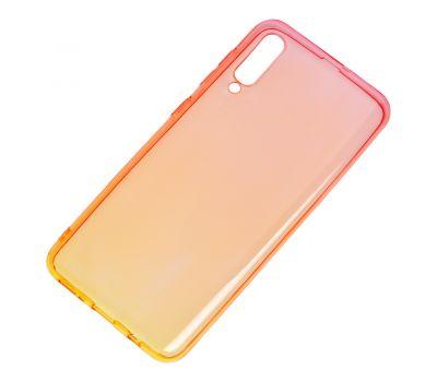 Чехол для Samsung Galaxy A50 / A50s / A30s Gradient Design красно-желтый 1188069