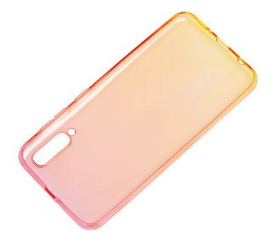Чехол для Samsung Galaxy A50 / A50s / A30s Gradient Design красно-желтый 1188070