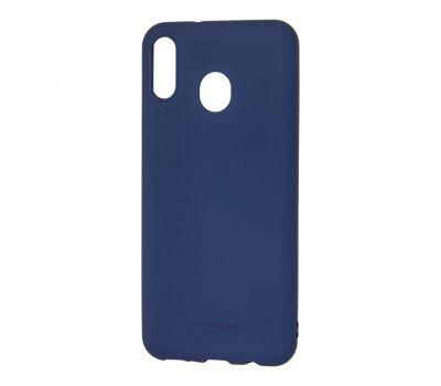 Чехол для Samsung Galaxy M20 (M205) Molan Cano Jelly синий