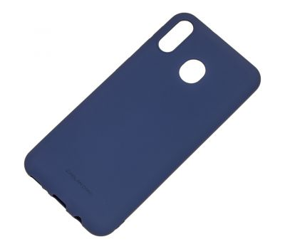 Чехол для Samsung Galaxy M20 (M205) Molan Cano Jelly синий 1195618