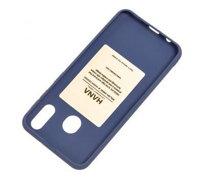 Чехол для Samsung Galaxy M20 (M205) Molan Cano Jelly синий 1195619