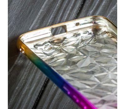 Чехол для Huawei Y5 2018 Prism Gradient розовый 126917