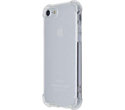 Чехол для iPhone 7 / 8 WXD силиконовый ударопрочный прозрачный 1284693