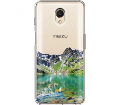 Силиконовый чехол BoxFace Meizu M6s Green Mountain (35011-cc69)