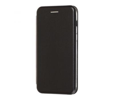 Чехол книжка для Xiaomi Redmi Note 5 / Note 5 Pro Premium черный 131366