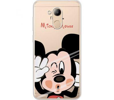 Силиконовый чехол BoxFace Huawei Honor 6C Pro Mister M (34984-cc58)