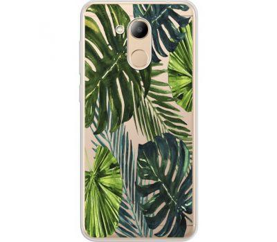 Силиконовый чехол BoxFace Huawei Honor 6C Pro Palm Tree (34984-cc9)