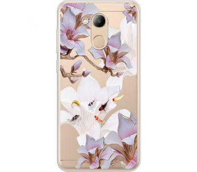 Силиконовый чехол BoxFace Huawei Honor 6C Pro Chinese Magnolia (34984-cc1)